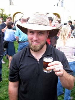 Travis Smith of Societe Brewing Company