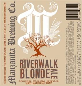 Riverwalk Blonde