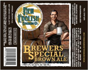 Brewers Special Brown