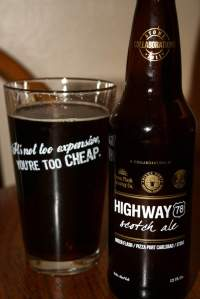 Highway 78 Bottle and Beer