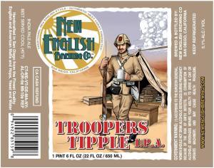 Troopers Tipple IPA