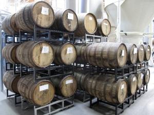Stone Barrels