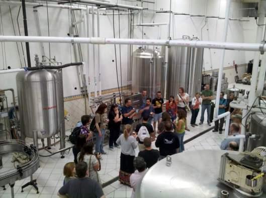 Cerveceria Tijuana Brewery Tour
