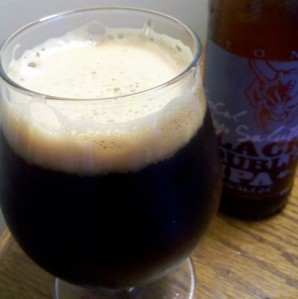 Stone SoCal Hop Salute Double Black IPA