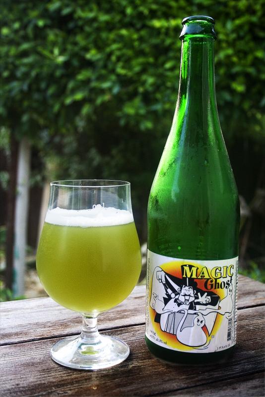 Fantome magic ghost san diego beer blog - Ghost fantome ...