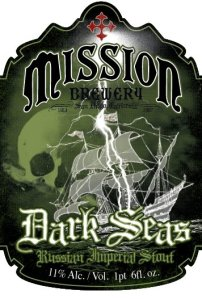 Dark Seas Russian Imperial Stout