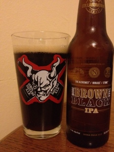 More Brown Than Black IPA