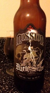 Mission Brewery Dark Seas