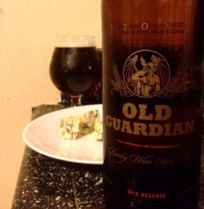 Stone Brewing Co. Old Guardian