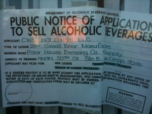 Poor House Brewing Co. & Supply