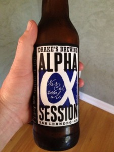 Drake's Brewing Alpha Session