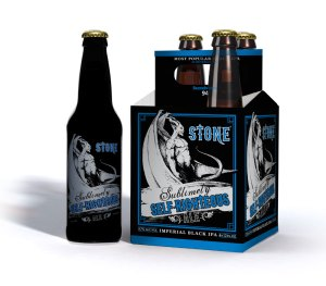 Stone Sublimely Self-Righteous Ale